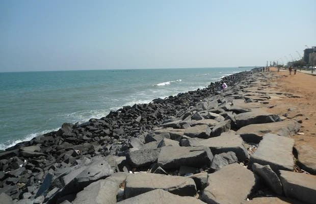 Playa de Pondichery