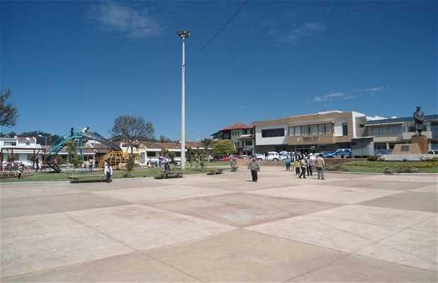 Plaza Landivar