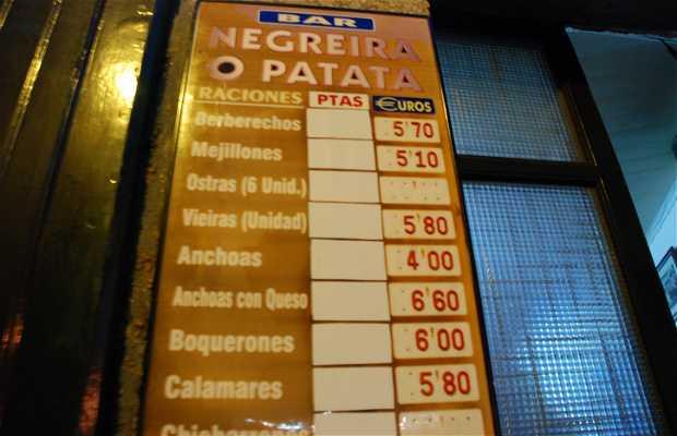 """Bar Negreira """"O Pataca """""""