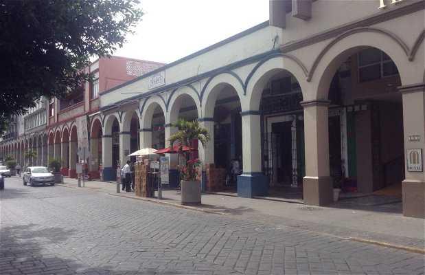 Los Portales de Tehuacán