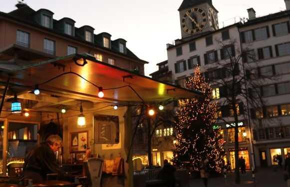 Mercado de Navidad de la ciudad vieja