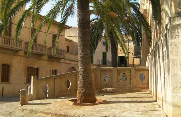 Casco histórico de Santanyí