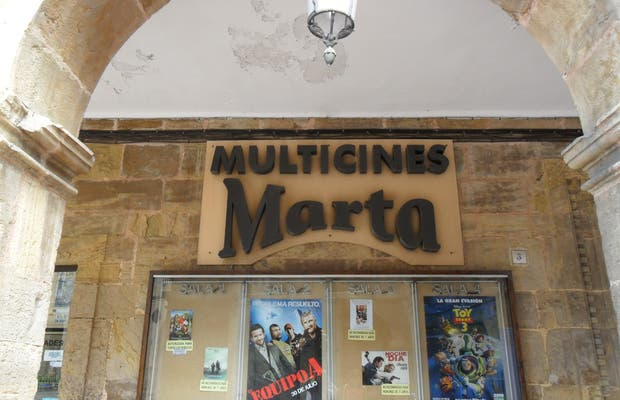 Multicines Marta