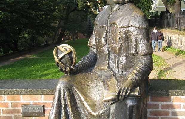 Monumento a Nicolas Copernico