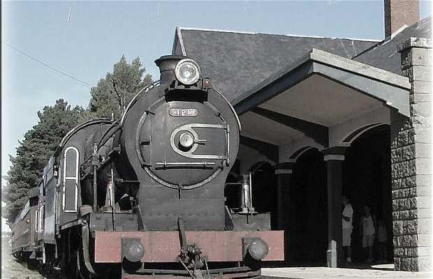 Tren Historico a Vapor Bariloche