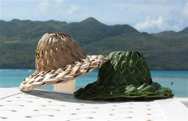 Sombreros artesanales, Rep. Dom.