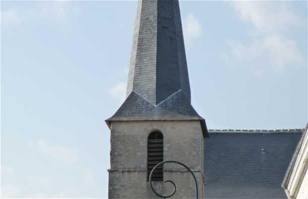 St Etienne Church