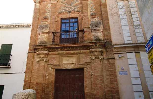 Casa-Palacio de los Aguilar