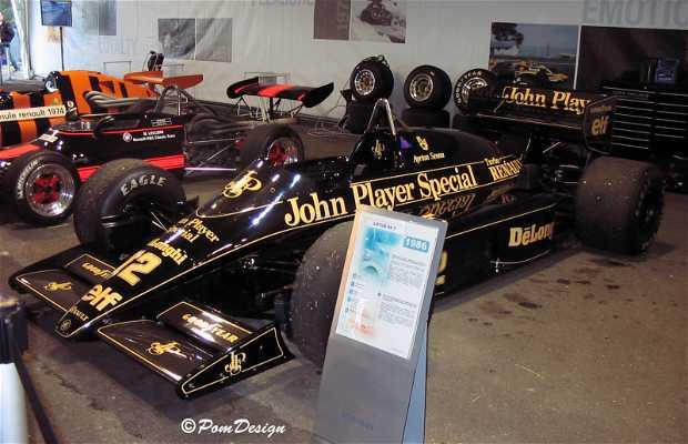 Circuito 24 horas del Mans