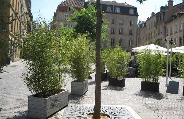 Plaza de Chambre