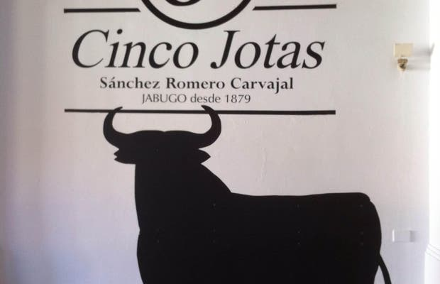 Restaurante Mesón Cinco Jotas (Jabugo)