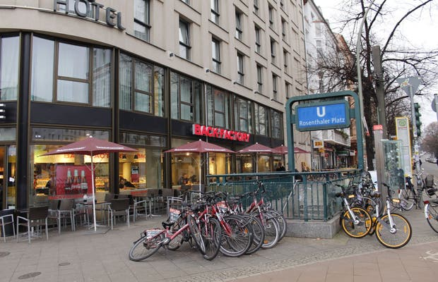 Plaza Rosenthaler