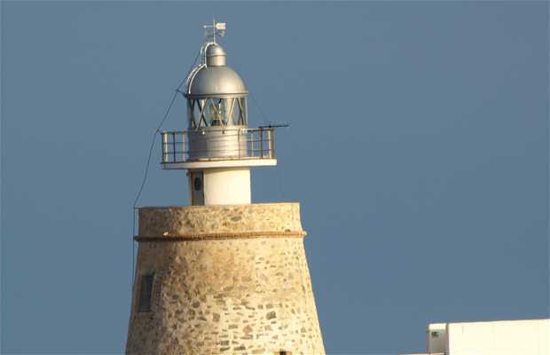 Castell de Ferro lighthouses