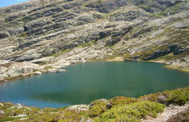 Lago Curavaca