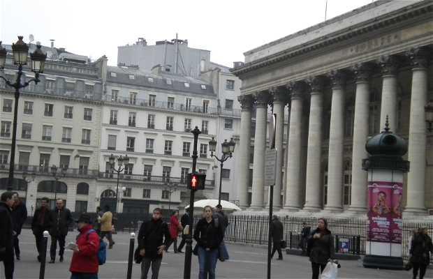 Praça de la Bourse