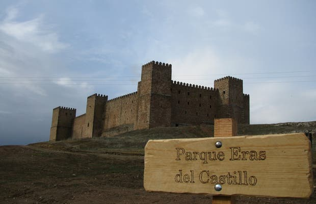 Ronda del Castillo de Sigüenza