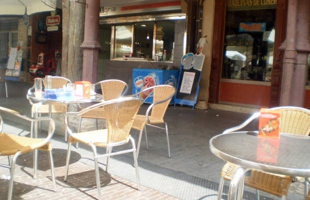 Bar Restaurant Alegria