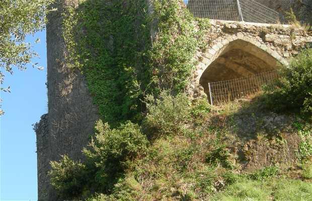 Montsoriu Castle