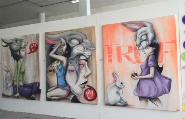 3ª Bienal Internacional Graffiti Fine Art