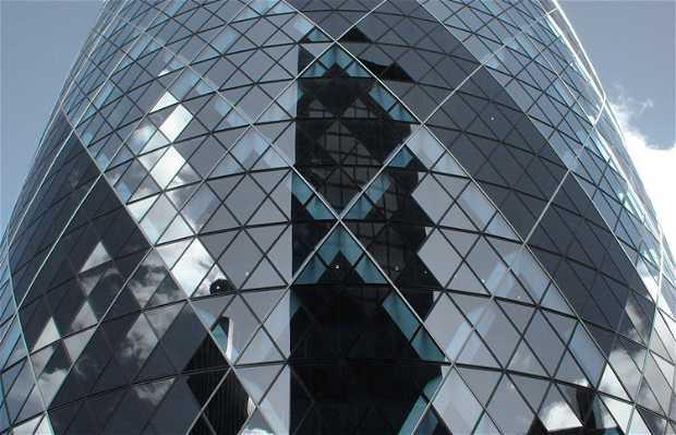 Swiss Re Tower ou Tour Gherkin
