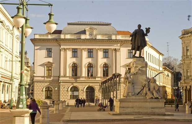 Klauzál Tér - Klauzál Square