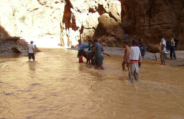 Gole del Todra a Ouarzazate