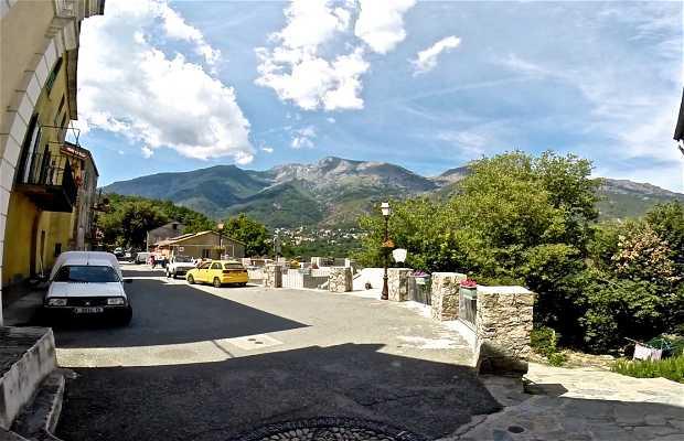 Mirador del Ayuntamiento de Poggio di Venacu