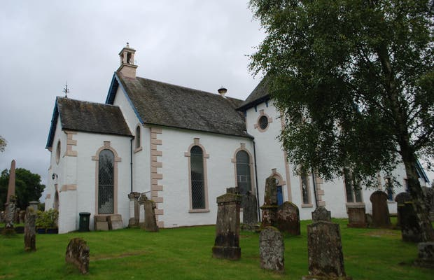 Iglesia Parroquial de Drymen