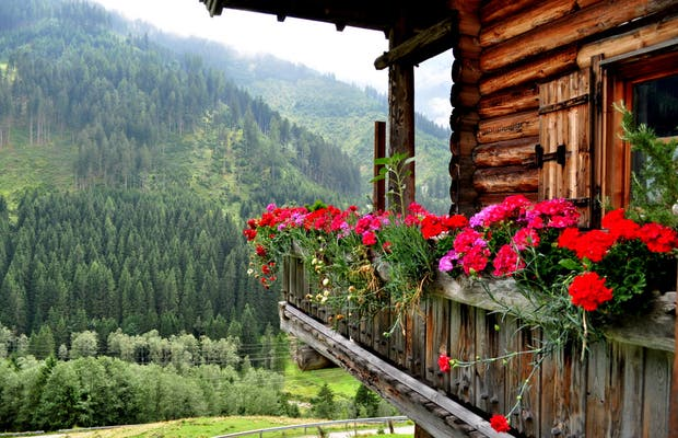 Casas típicas Austriacas