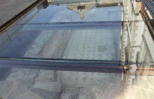 Roman Pools of Lugo