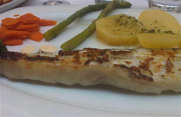Restaurante Taberna Alkázar