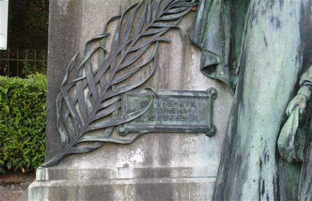 Monumento Voluntad