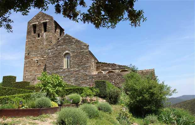 prieuré de Serrabone