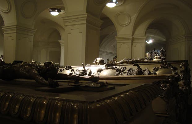 Kaisergruft - Sepulcro imperial