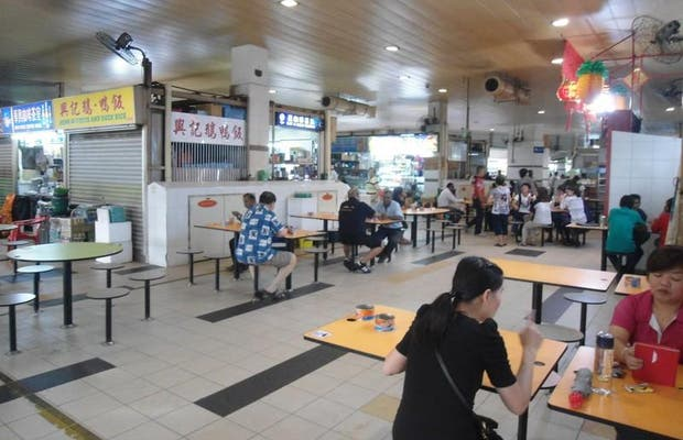 Little India Food Court