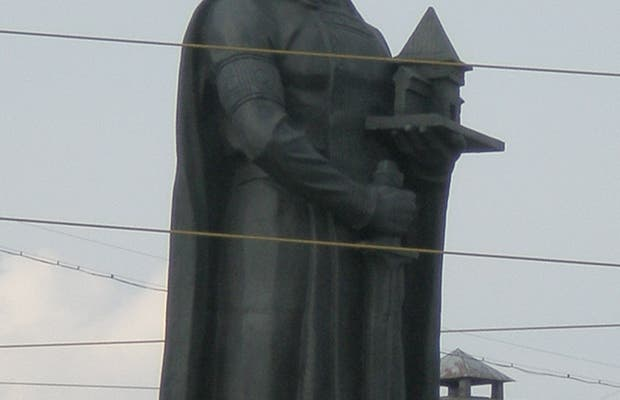 Monument of Yaroslav the Wise (Mudry)