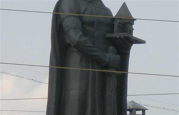 Monumento a Iaroslav el Sabio
