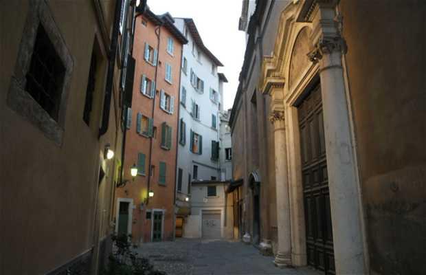 La Chiesa-Convento di San Giuseppe