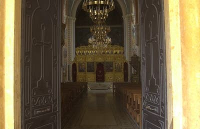 Eglise orthodoxe de San Jorge