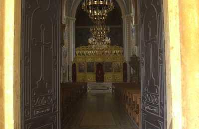 Iglesia Ortodoxa de San Jorge, Beirut, Líbano