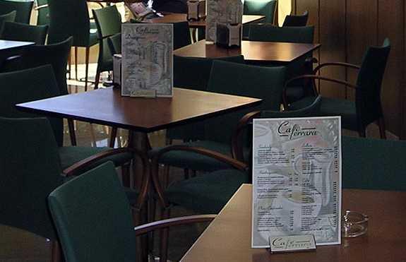 Cafetería Ferrara