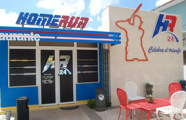 Restaurante-Buffet Homerun24