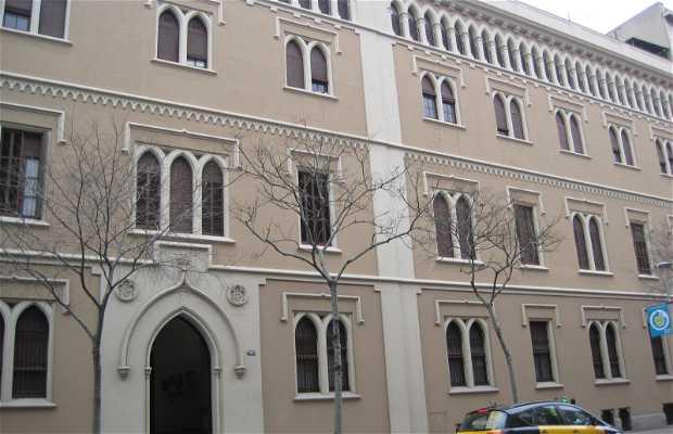 Convento y Colegio de Maria Inmaculada