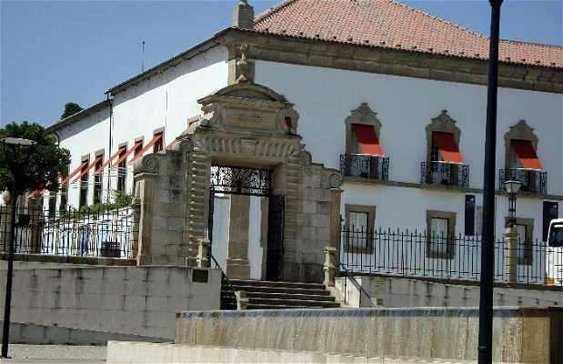 Palacio Episcopal: Museo Francisco Tavares Proença Júnior