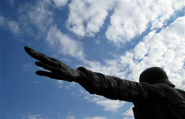 Monumento a la Resistencia Polaca