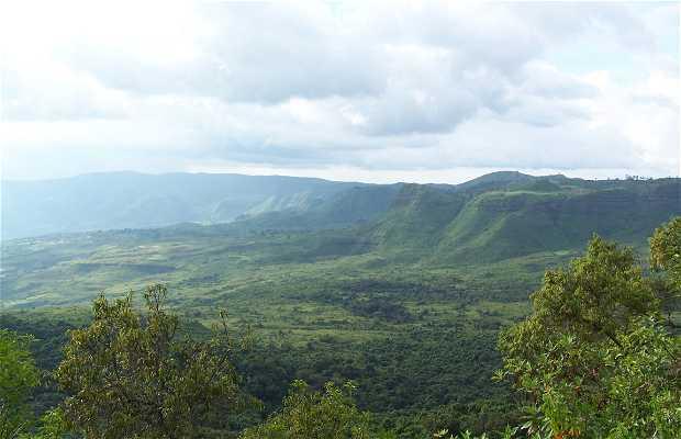 Parque nacional de Omo