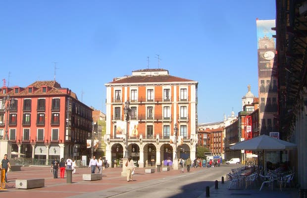 Plaza Mayor of Valladolid