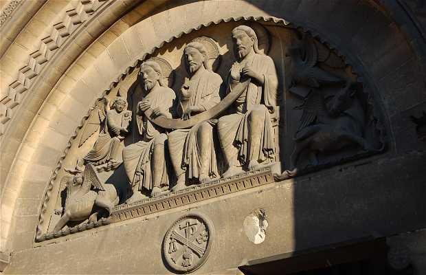 Ancienne Abbaye bénédictine de la Trinité