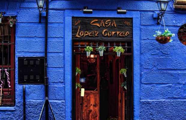 Casa López Correa