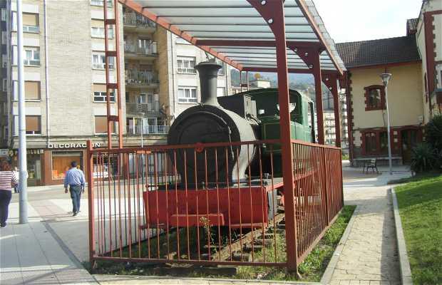 La machinerie du train